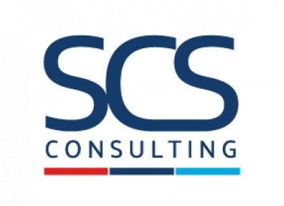 SCS Consulting logo