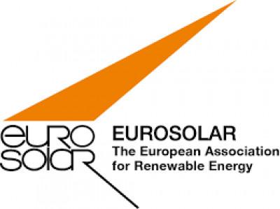 Eurosolar Lëtzebuerg logo