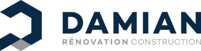 Logo DAMIAN Rénovation Sàrl