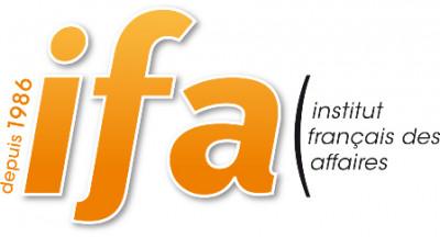 IFA - Institut Français des Affaires logo