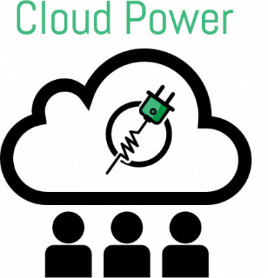 Logo Cloud PowerLuxembourg