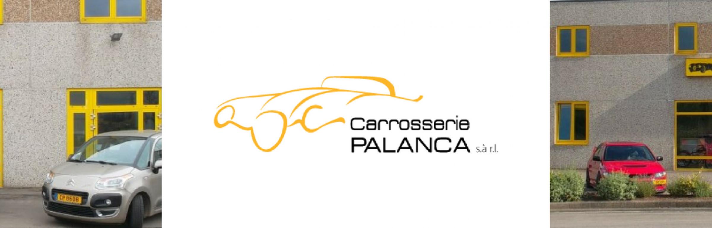 Banner Carrosserie Palanca