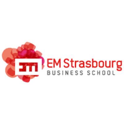 Logo EM Strasbourg Business School