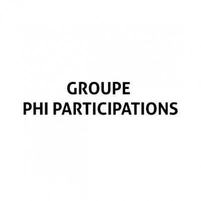 Logo Groupe Phi Participations