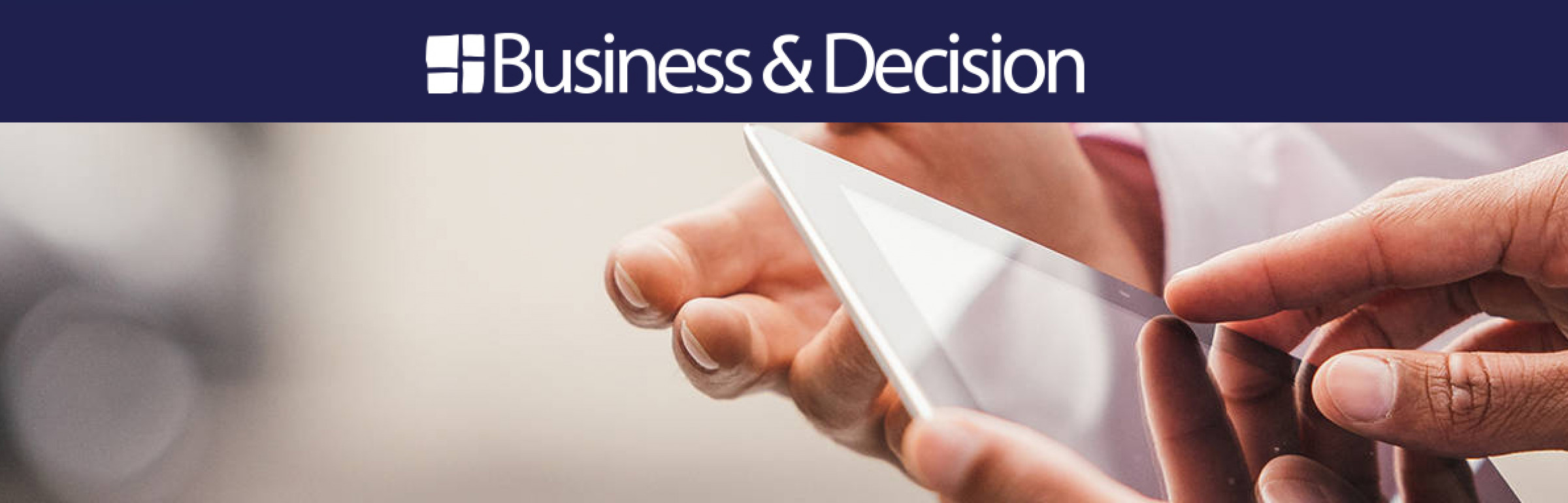 Banner Business & Decision