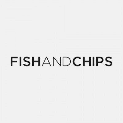 Logo Fish And Chips