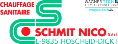 Chauffage-Sanitaire Schmit Nico logo