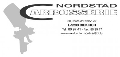 Nordstad Carrosserie logo