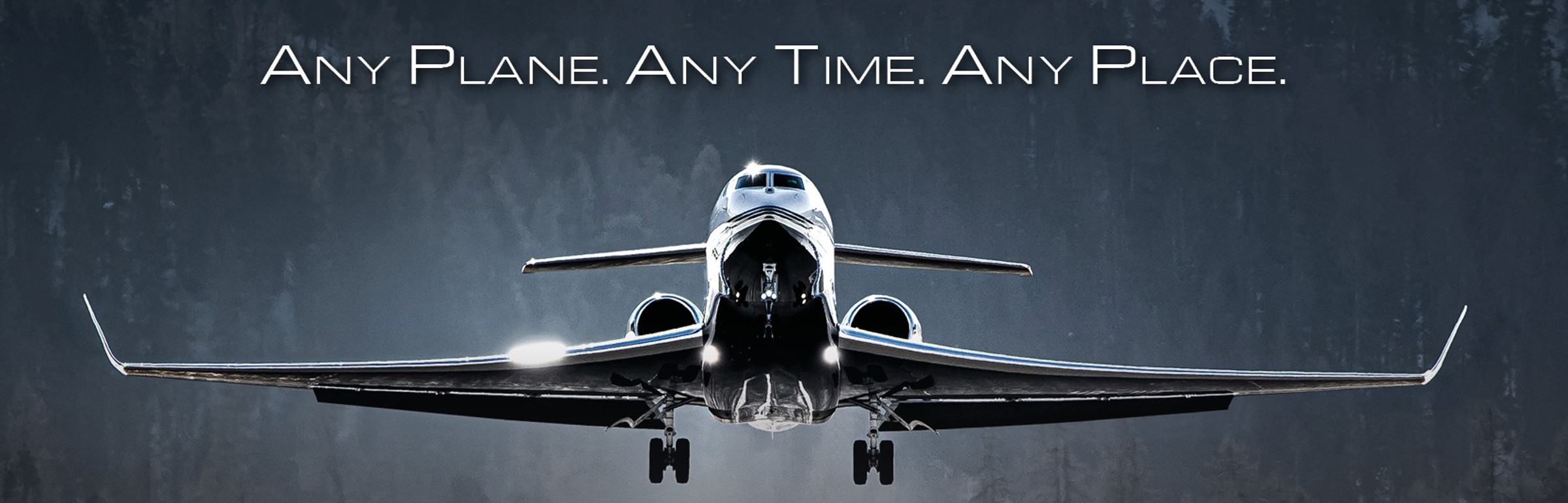 Banner Global Jet Luxembourg