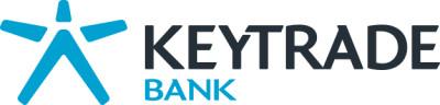 Keytrade Bank Luxembourg logo