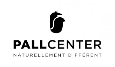 Pall Center logo