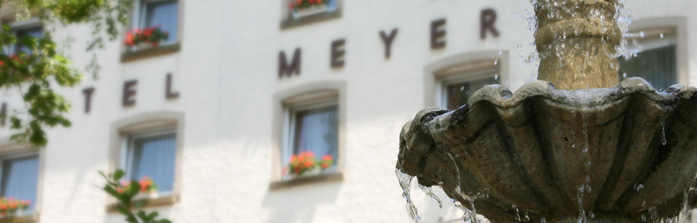 Banner Hotel Meyer