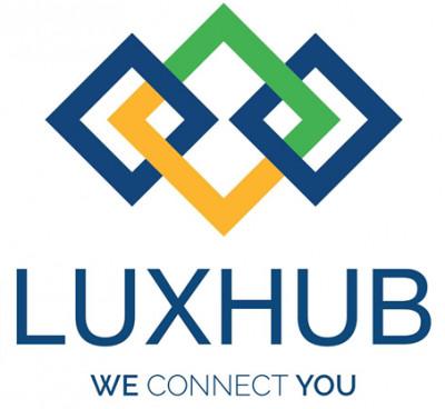 LUXHUB logo