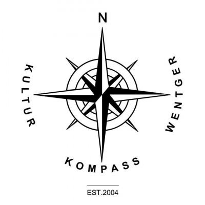 KULTURKOMPASS WENTGER ASBL logo