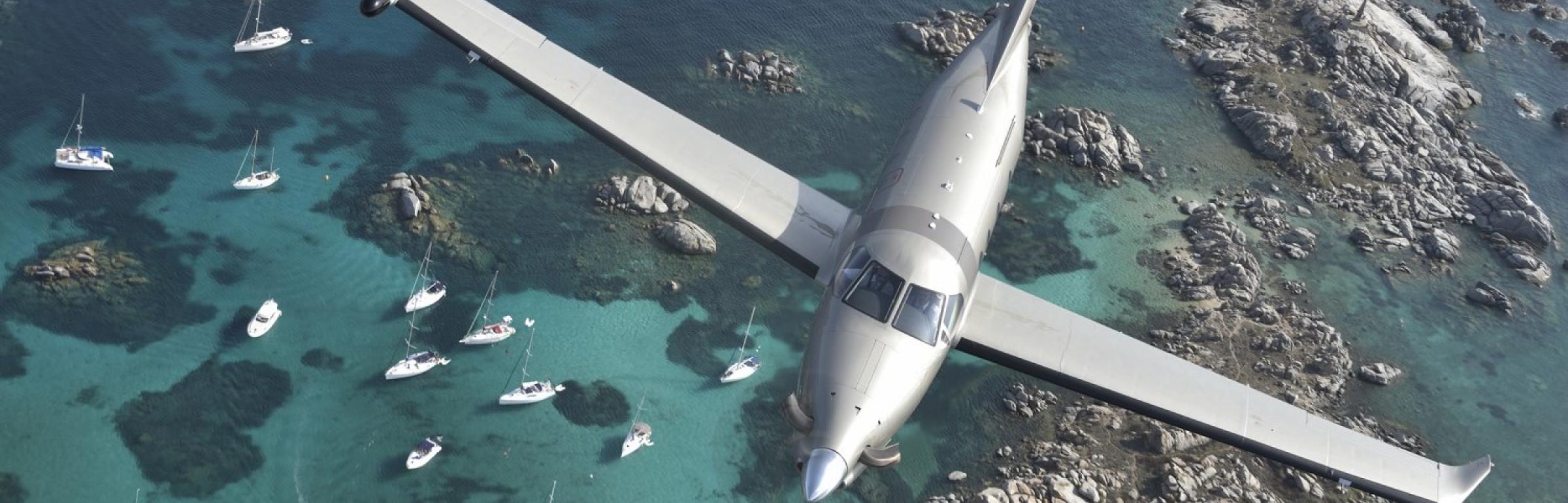 Banner Jetfly Aviation