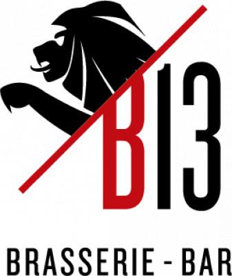 Restaurant Brasserie B13 logo