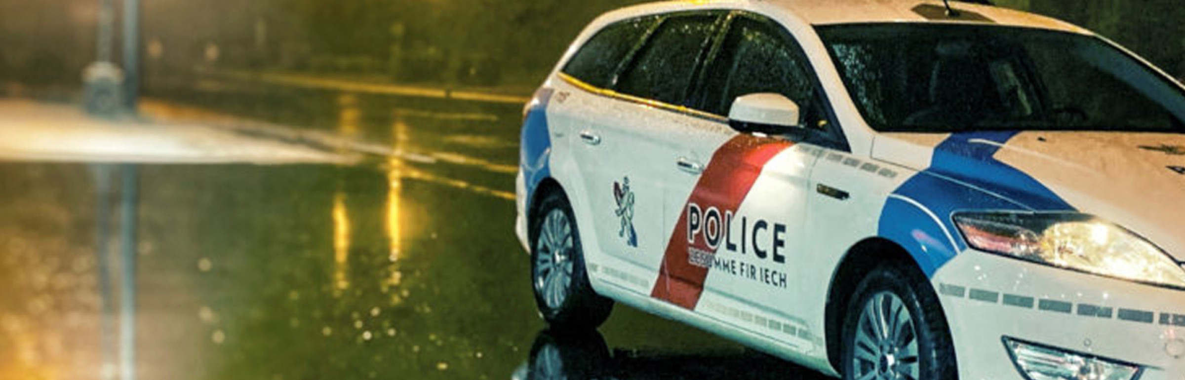 Banner Police Grand-Ducale