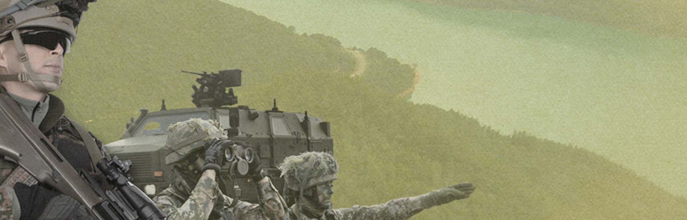 Banner Armée luxembourgeoise
