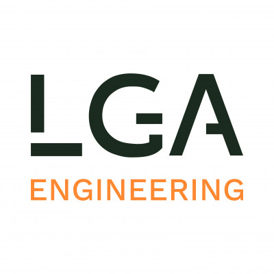 LGA Engineering logo