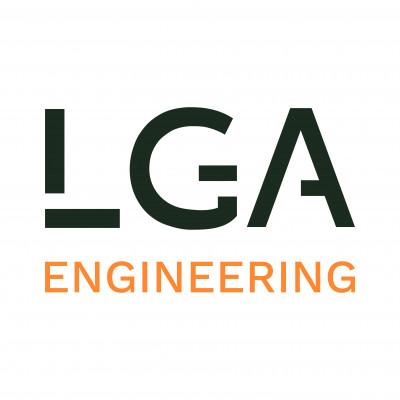 Logo LGA Engineering
