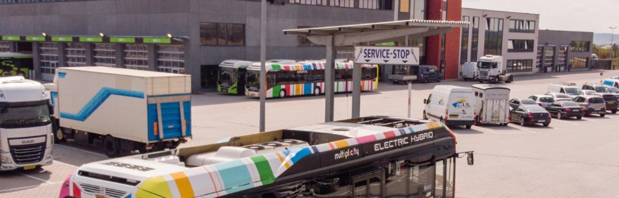 Banner Truck & Bus Service