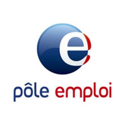 Pôle emploi Grand Est logo