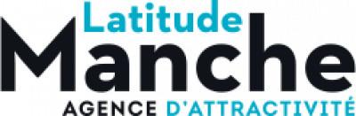 Logo Latitude Manche, Agence d'Attractivité