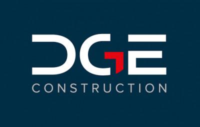 Logo DGE Construction