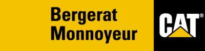 Logo BERGERAT MONNOYEUR - CATERPILLAR