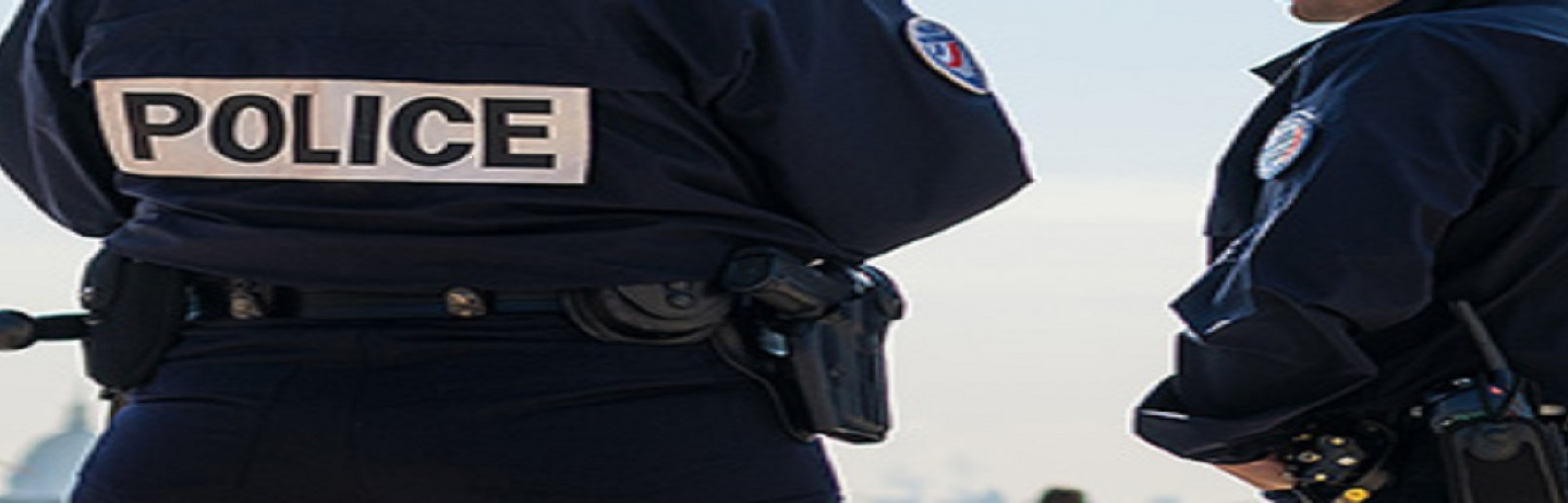Banner POLICE NATIONALE