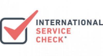 Logo International Service Check