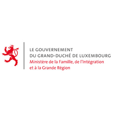 ministère de la Famille, de l'Intégration et à la Grande Région logo