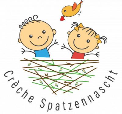 CRECHE SPATZENNASCHT logo