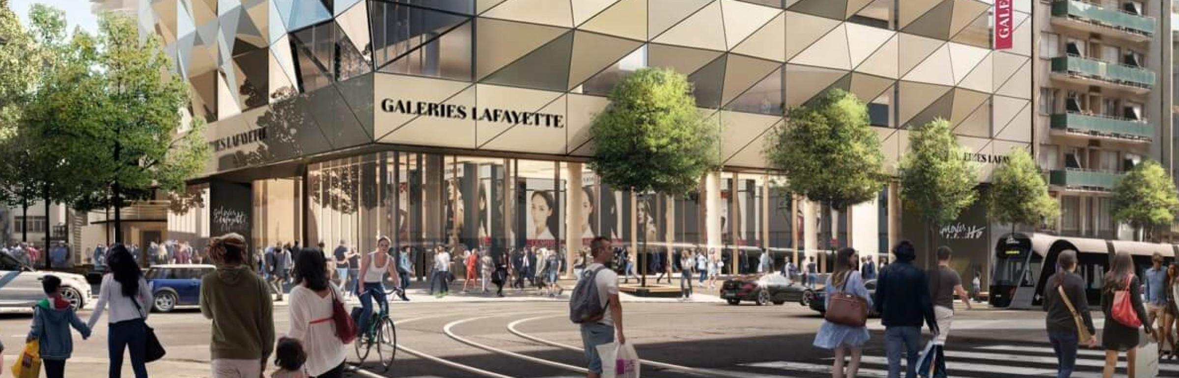 Banner Galeries Lafayette