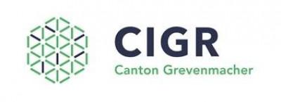 CIGR GREVENMACHER logo