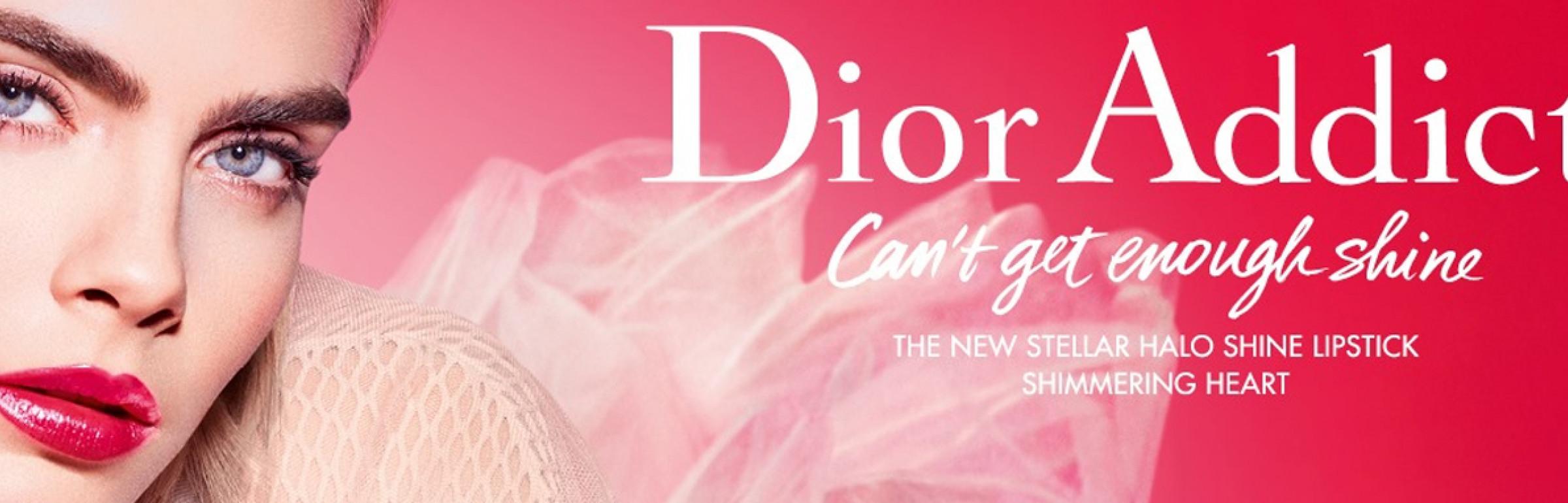 Banner Maison Parfum Christian Dior