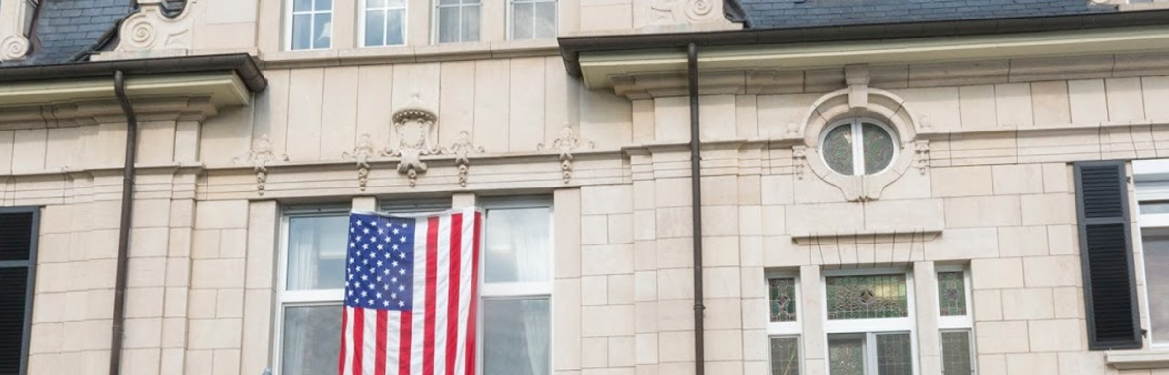 Banner U.S. Embassy Luxembourg
