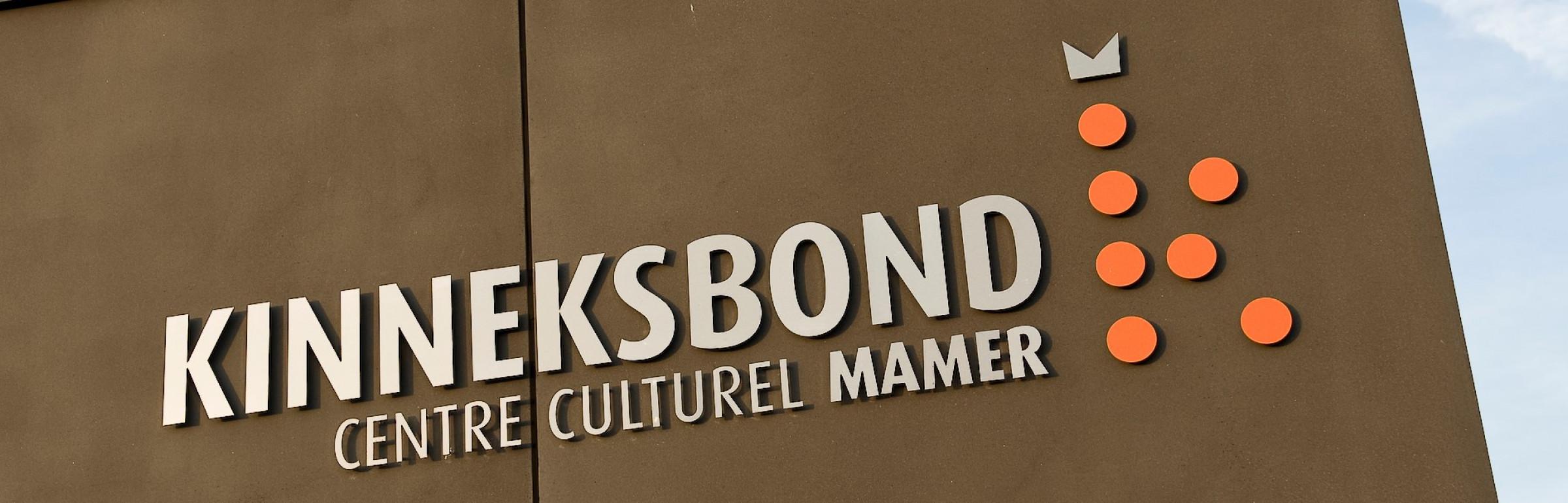 Banner Kinneksbond, Centre Culturel Mamer