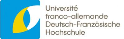 Logo Université franco-allemande / Deutsch-französische Hochschule