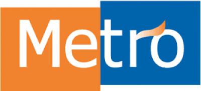 Logo METRO S.A