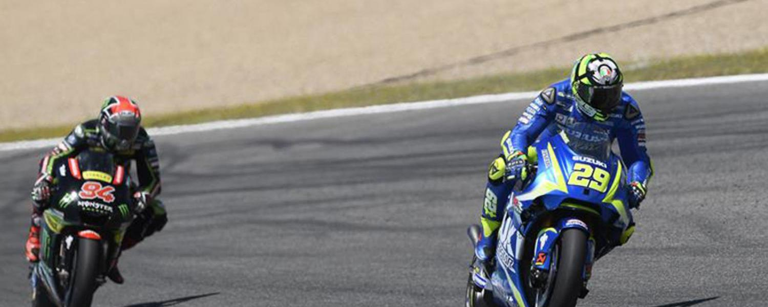 MOTOGP GRAND PRIZE OF SPAIN: GOOD QUALIFICATIONS BUT RACE TO FORGET FOR SUZUKI
