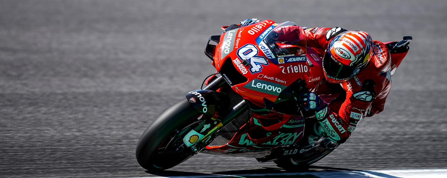 Italian Grand Prix: Dovizioso struggles in a single lap but has a great race