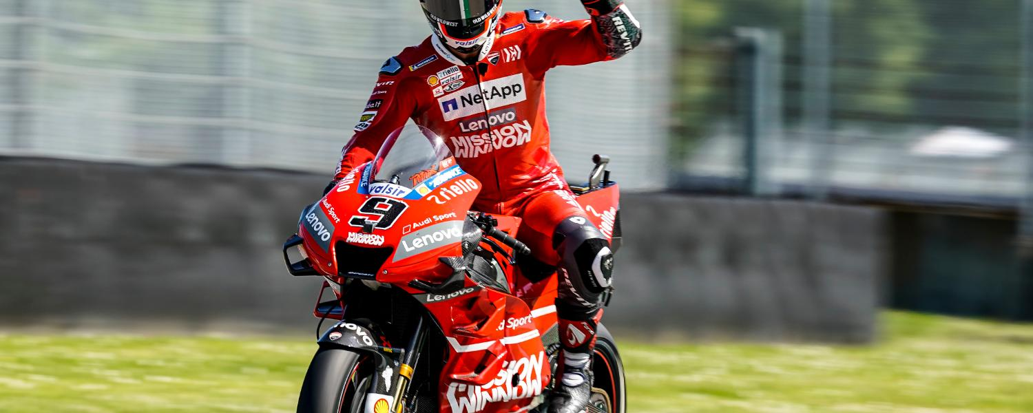Italian Grand Prix: strategies win at Mugello and bring Danilo Petrucci on the top step right in the home circuit