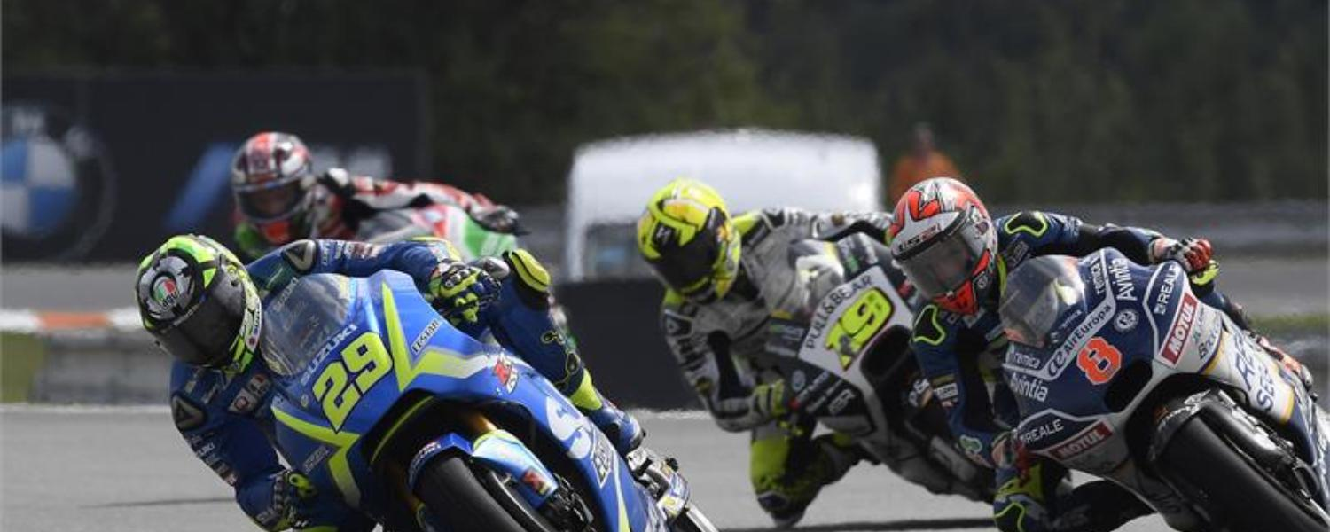 MotoGp Brno: Suzuki out of the top ten and disaster at the box