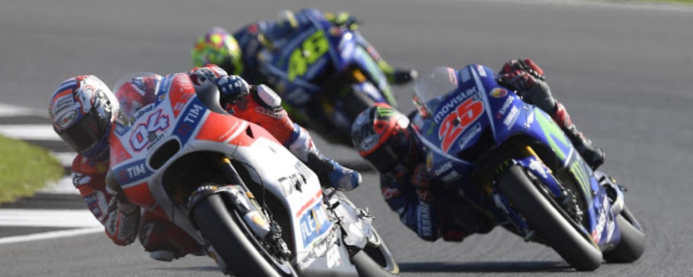 MotoGP Silverstone: DOVIPOKER!