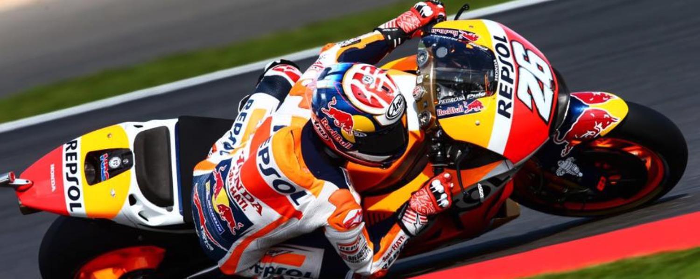 MotoGP Silverstone: Honda white smoke!