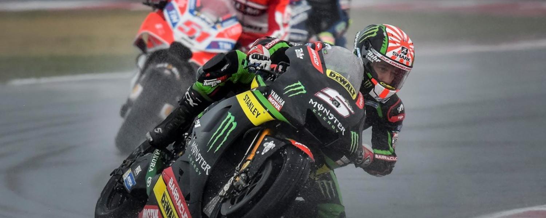 MotoGP San Marino: the determination of Zarco.