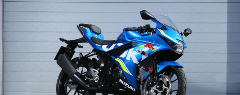 New Suzuki GSX-R125, GSX-S125 and V-STROM 250 debut