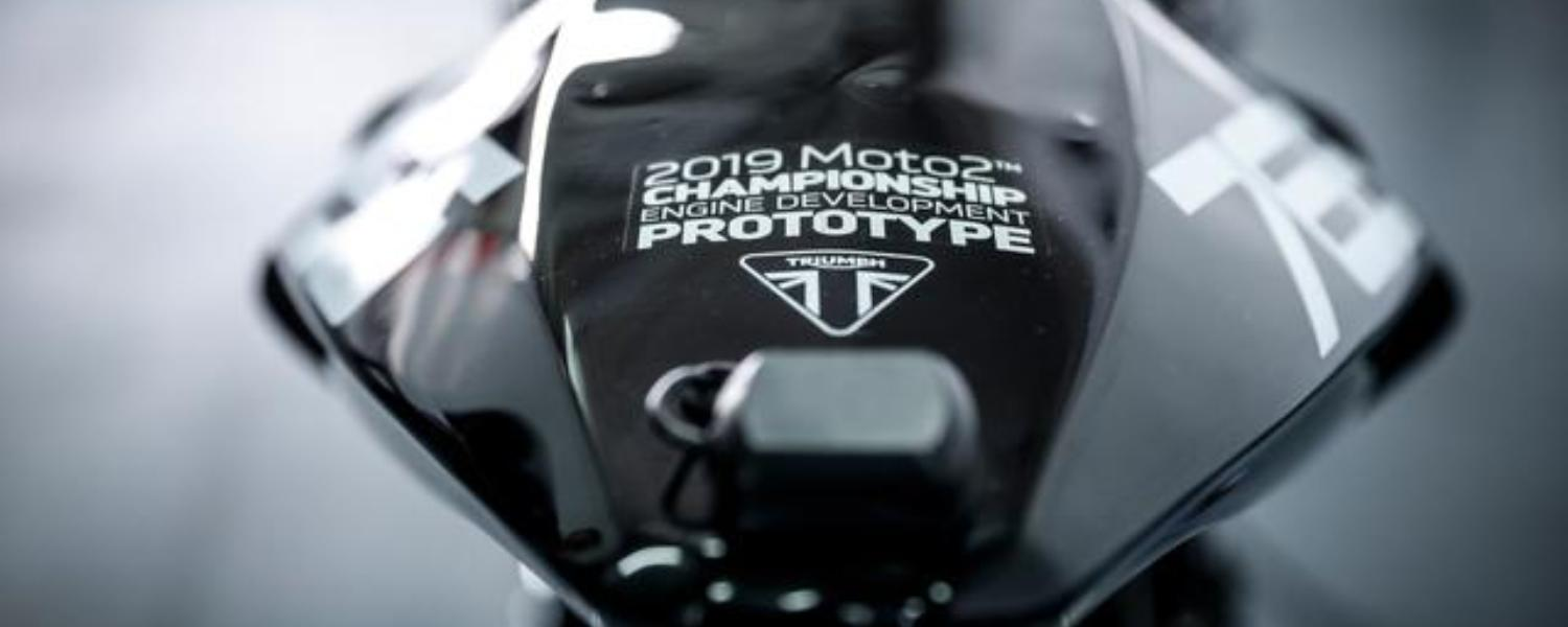Positive tests for the Moto2 Triumph propulsion