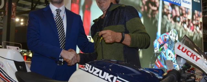 Suzuki Lucchinelli Replica